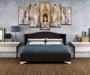Tranh Theo Tường Công giáo