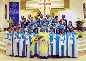 Tổng Hợp Mẫu Đồng Phục Ca Đoàn Công Giáo Đẹp 2018